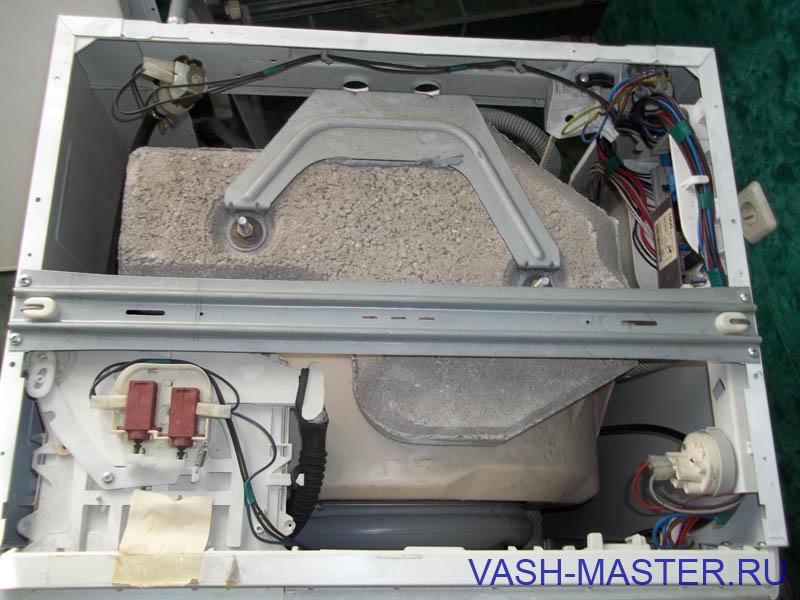 Вид сбоку- 1000 rpm 45SX-45DX