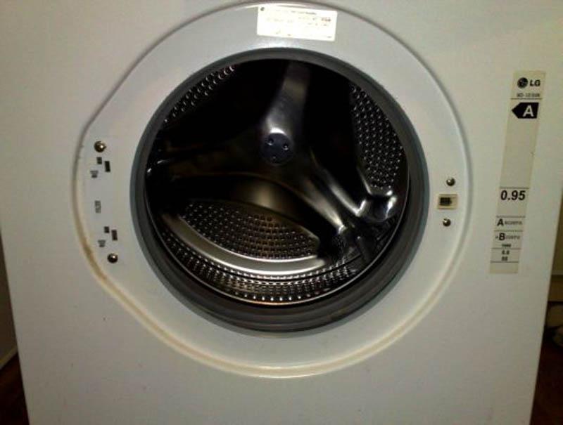 Ремонт стиральных машин lg своими руками барабан