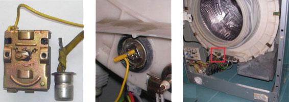 неправильная установка датчика может привести к подтеканию или протечке