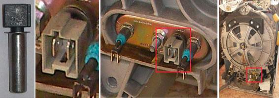 исправный датчик должен верно фиксировать температуру воды в баке
