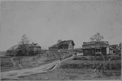 Ивантеевка в начале прошлого века