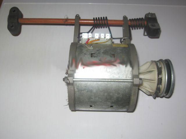 мотор коллекторный для
