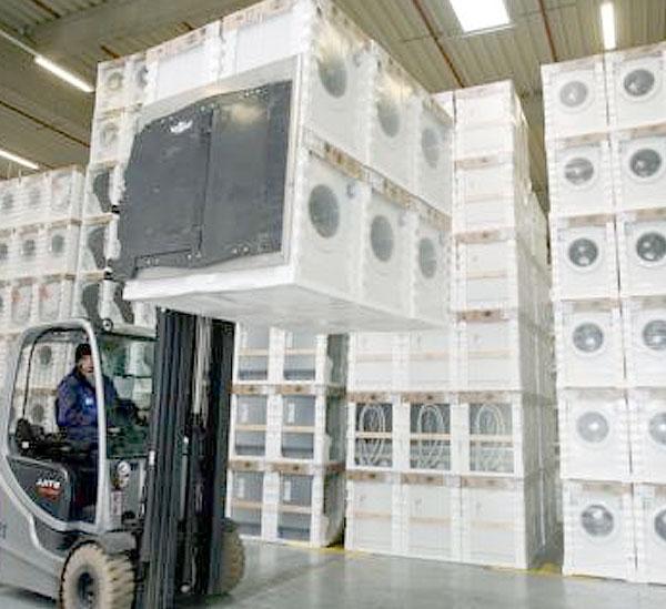 кооперация производителей стиральных машин