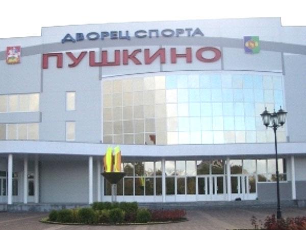 дворец спорта