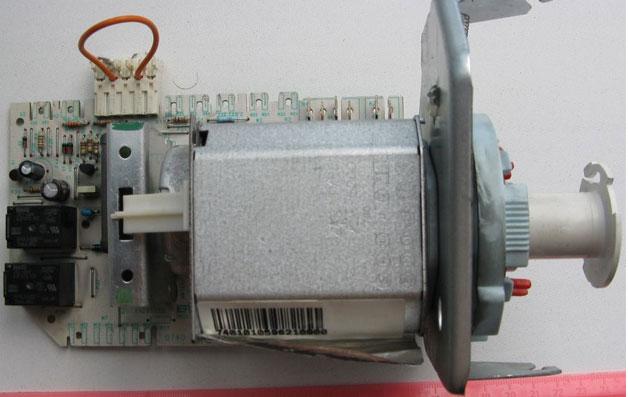 светодиоды могут моргать из-за командоаппарата КСМА