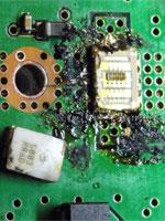 схемный ремонт стиральных машин Bosch