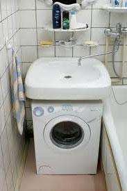 установка в ванной