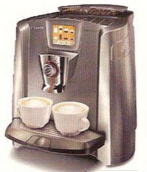 Primea Cappuccino Touch Plus (Saeco)