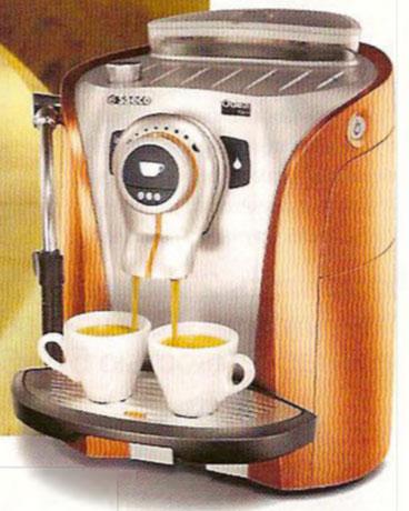 автоматическая кофемашина Odea Giro (Saeco)