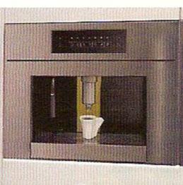 автоматическая встраиваемая кофемашина СМ 38 (Тека. Германия)