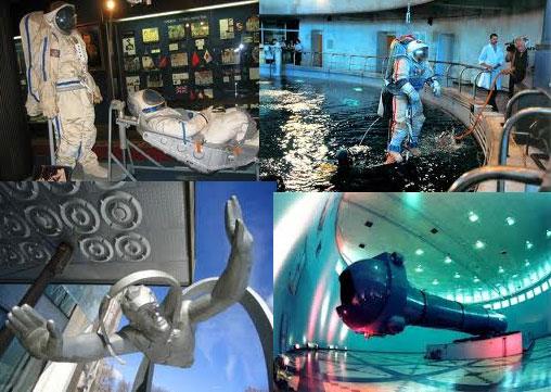 музей Центра подготовки космонавтов