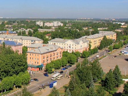 Лосино-Петровский